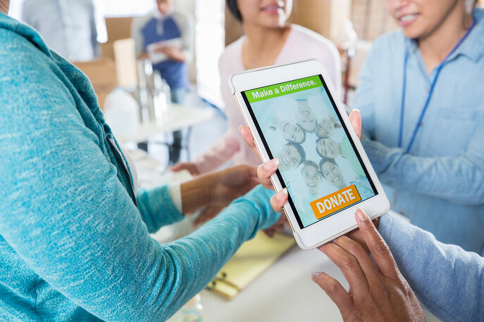 4 Nonprofit Tech Tips for Better Donor Management