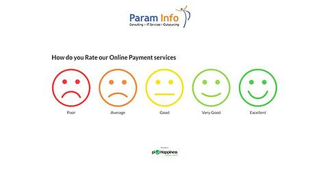 online payment software feedback