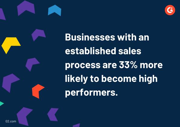 sales process stat